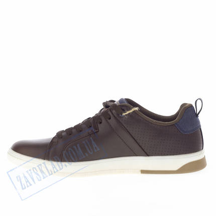 Мужские кроссовки Restime коричневые RT 18814, фото 2