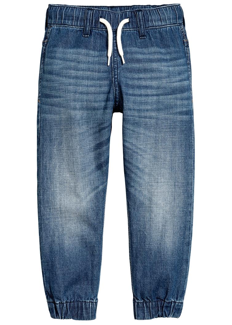 177bf10f2b18 Джинсовые джоггеры H M для мальчика - Интернет-магазин детской одежды