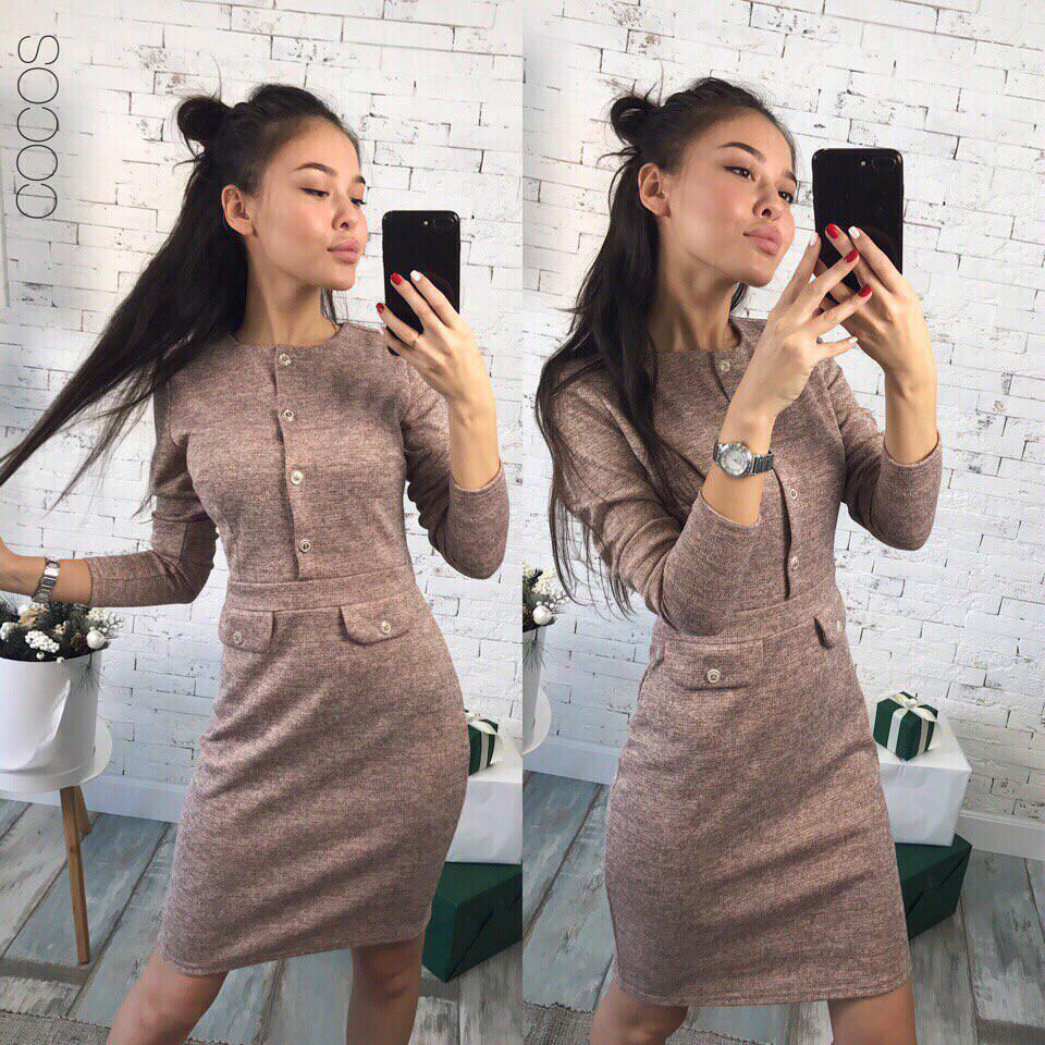 72db9b23a80b Осеннее женское платье   продажа, цена в Одессе. платья женские от ...