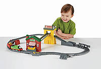 Железная дорога Томас Fisher-Price Thomas the Train TrackMaster Sort & Switch Delivery Set
