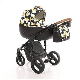 Детская универсальная коляска 2 в 1 Junama Fashion Pro PackMan