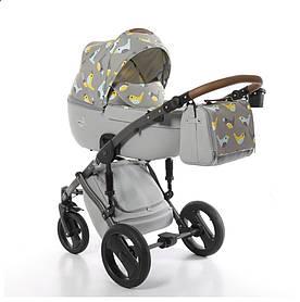 Детская универсальная коляска 2 в 1 Junama Fashion Pro SkyLark