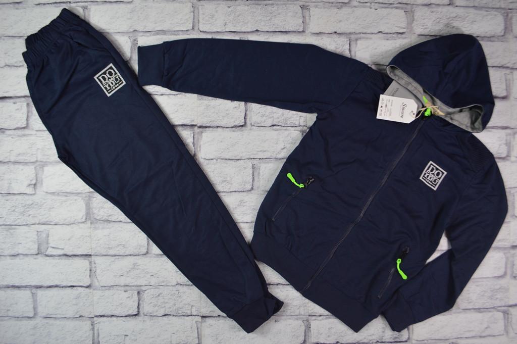 Спортивный костюм, Венгрия, фирма Sincere, двунитка, размеры 146 см, 152 см,158 см