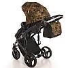 Детская универсальная коляска 2 в 1 Junama Fashion Pro Army, фото 8