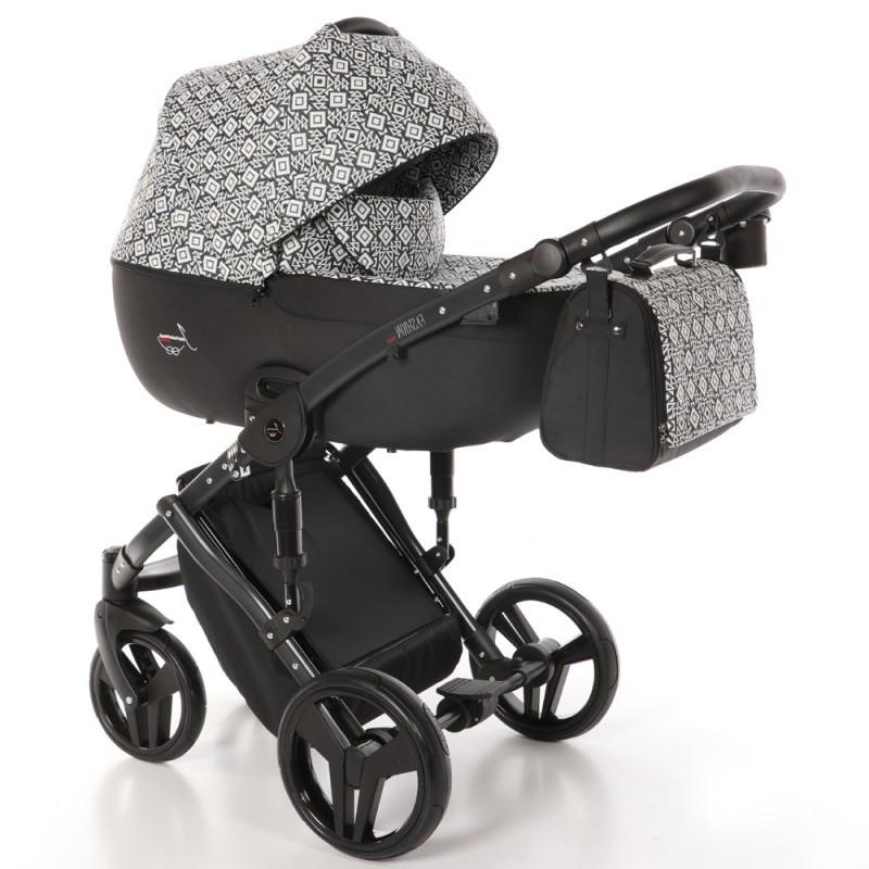 Детская универсальная коляска 2 в 1 Junama Fashion Pro Astec