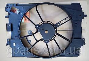 Диффузор вентилятора Renault Logan MCV 2 (оригинал)