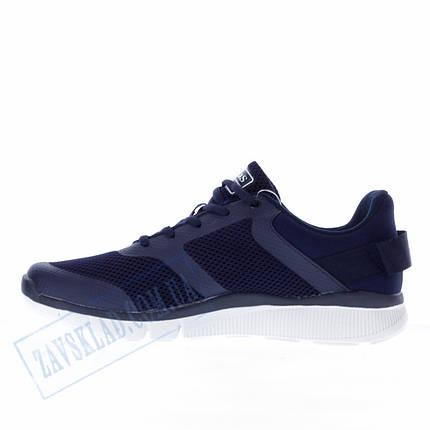 Летние кроссовки Baas синие BS11 фитнес сетка, фото 2