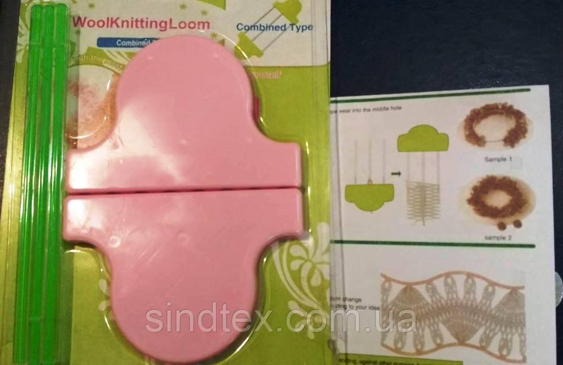 приспособление для вязания украшений в категории спицы крючки и