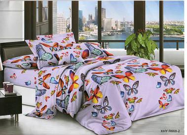 Полуторный набор постельного белья Ранфорс 150*220