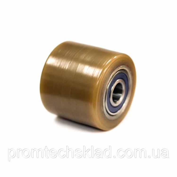 Ролик для гидравлической тележки 70 мм Украина
