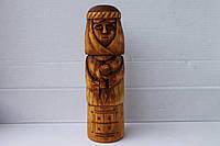 Слов'янські боги. Мокош. Різьба по дереву, фото 1