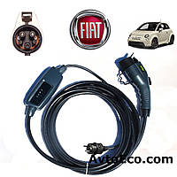 Зарядное устройство для электромобиля Fiat 500e Duosida J1772-16A, фото 1