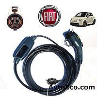 Зарядное устройство для электромобиля Fiat 500e Duosida J1772-16A