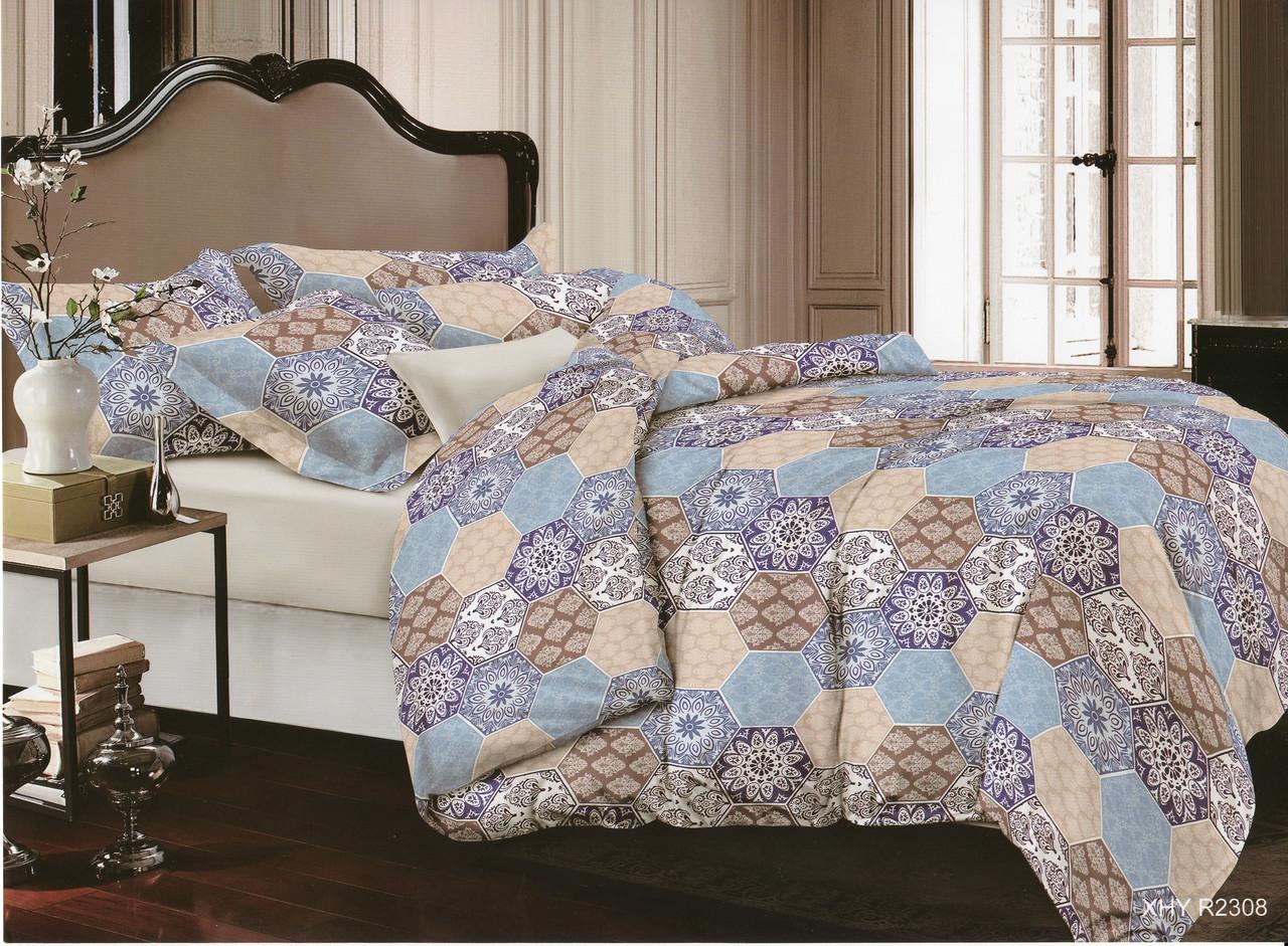 Полуторный комплект постельного белья