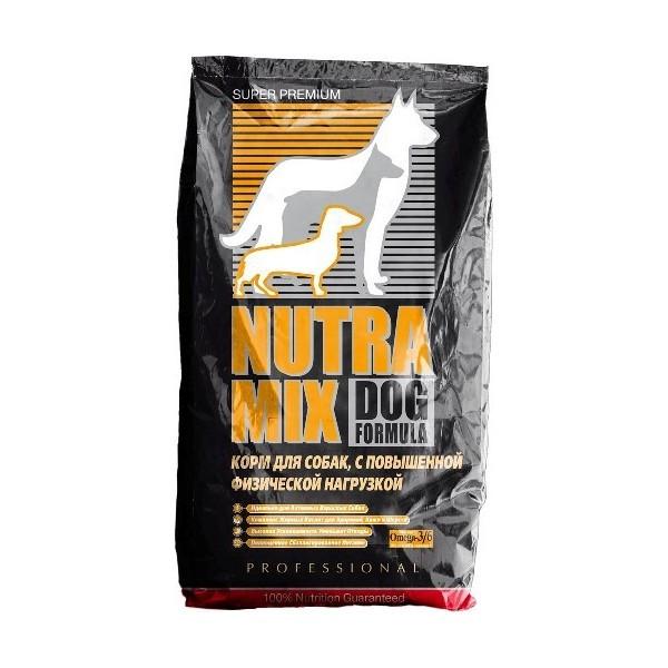 Nutra Mix dog formula professional сухой корм для собак  - 18,14 кг