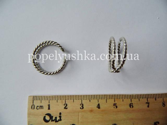 Заготовка для перстня (кольца) Срібна