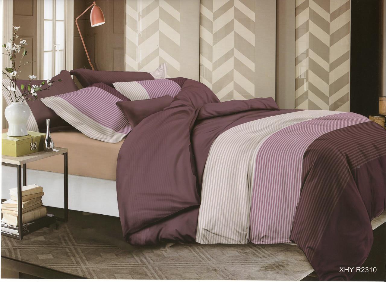 Комплект постельного белья двуспальный Ранфорс