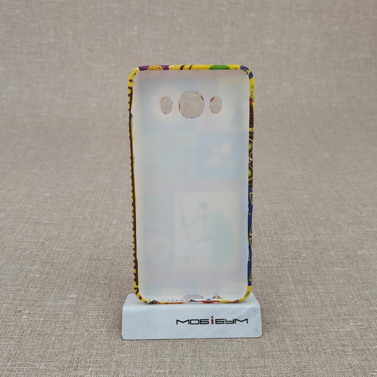 TPU светящийся Samsung Galaxy J510 J5 (J530) 2017 Для телефона