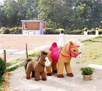 Baby Born Интерактивная лошадка с жеребенком Zapf Creation 822371, фото 1