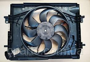 Вентилятор охлаждения двигателя Renault Logan MCV 2 (оригинал)