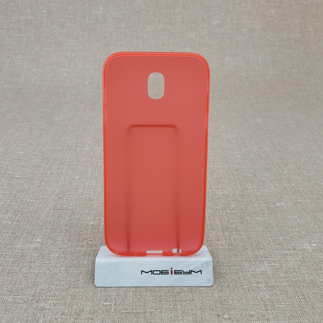 TPU Samsung Galaxy J530 red