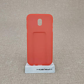 Чехол TPU Samsung Galaxy J530 red, фото 2