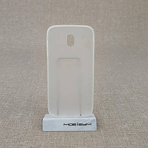 Чехол TPU Samsung Galaxy J530 white, фото 2