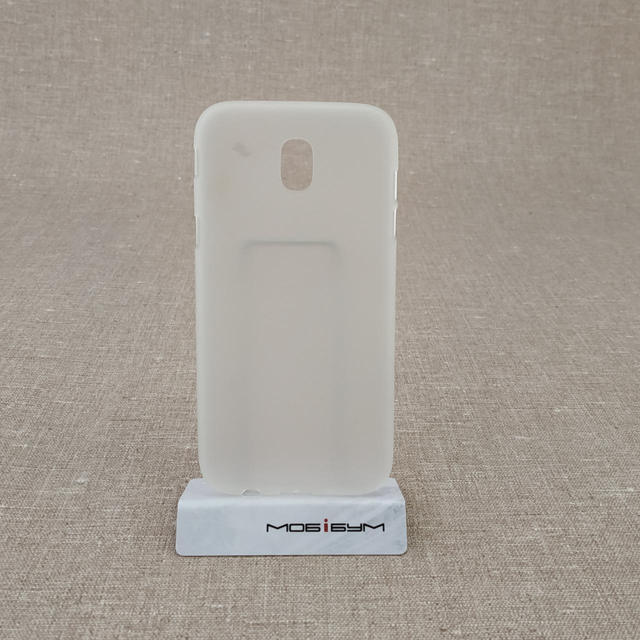Чехол TPU Samsung Galaxy J530 white