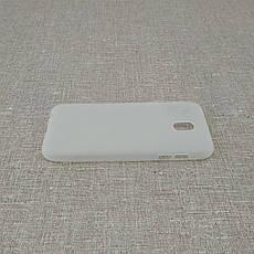 Чехол TPU Samsung Galaxy J530 white, фото 3