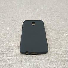 Чехол TPU Samsung Galaxy J530 black, фото 2