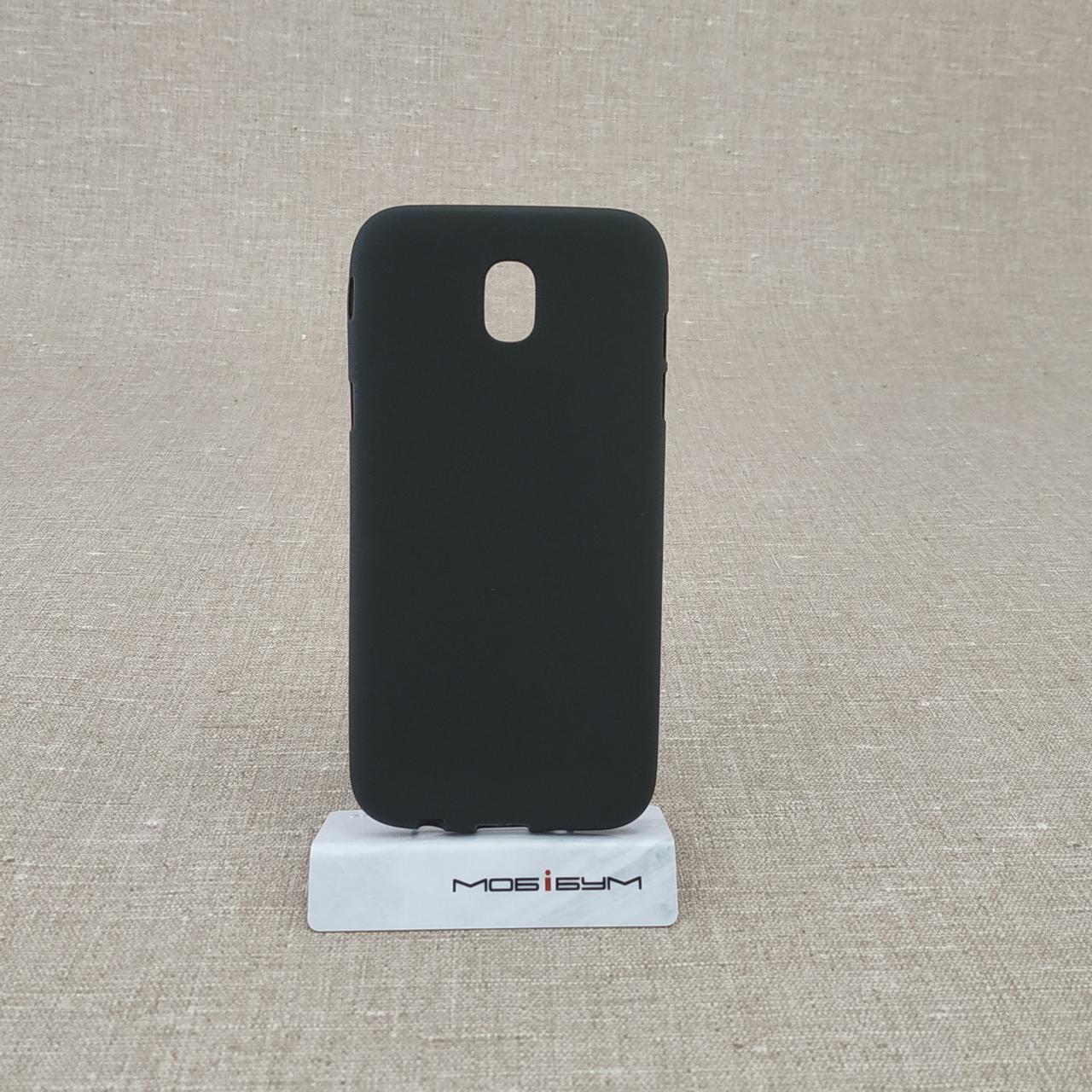 Чехол TPU Samsung Galaxy J530 black