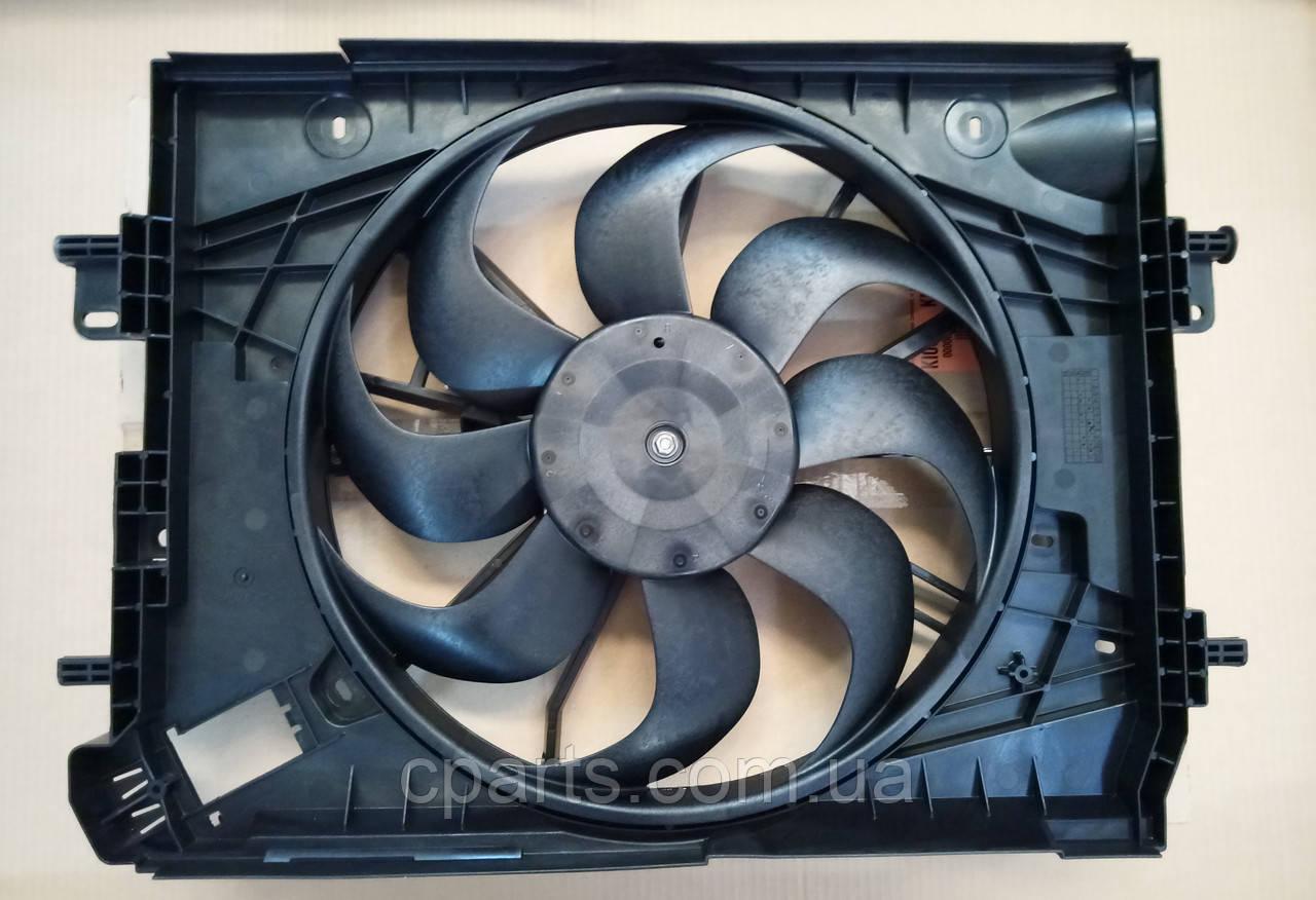 Вентилятор охлаждения двигателя Renault Sandero 2 (оригинал)