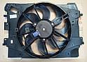 Вентилятор охлаждения двигателя Renault Sandero 2 (оригинал), фото 2