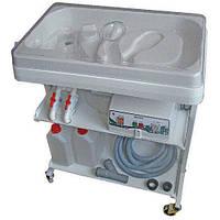Установка для дезінфекції, стерилізації та зберігання ендоскопічного обладнання «Нерпа»