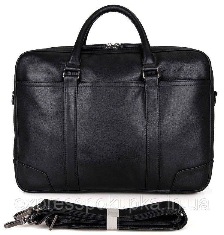 effc24900802 Сумка мужская Vintage 14421 Черная, Черный: продажа, цена в Львове ...