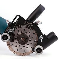 Насадка штроборез Mechanic AirCHASER 125 (бесплатная доставка )