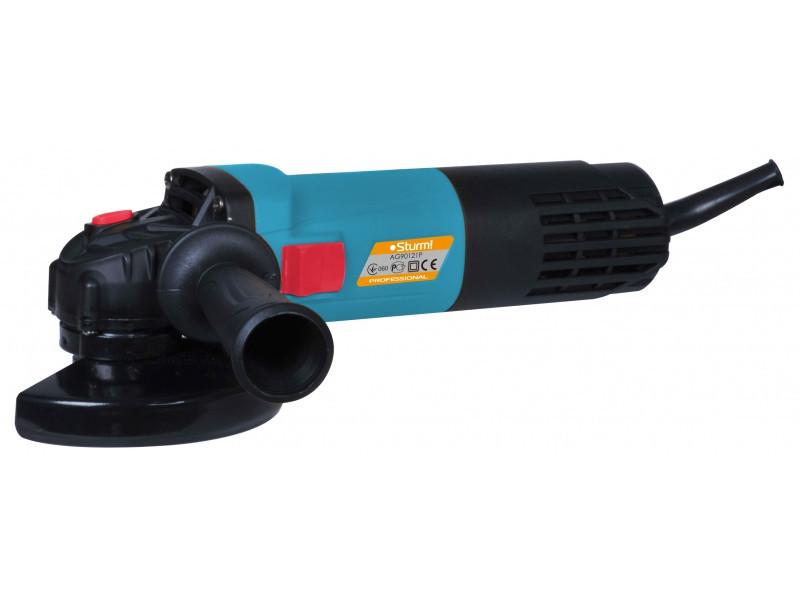 Угловая шлифовальная машина(болгарка) Sturm  AG 90121P(Бесплатная доставка)