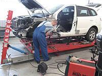 Кузовной ремонт: проблемы подбора цвета (колера) эмали.