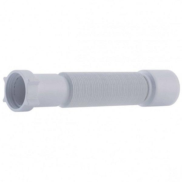 """Гибкая труба (K105) гофрированная 11/2""""x50 мм длина 360-750 АНИ Пласт"""
