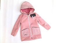 Пальто демисезонное детское на девочек 92 -110 рост, фото 1