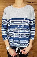Женский свитер ERBOSSI в полоску