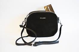 Женская замшевая сумка 1163
