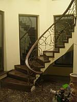 Лестница шоколад