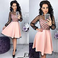 Женское нарядное платье № 314