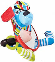 Развивающая игрушка Мое первое зеркальце Собачка Yookidoo , фото 1