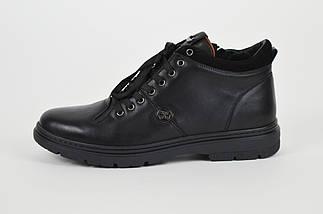 Чоловічі зимові черевики комфорт Kadar, фото 2