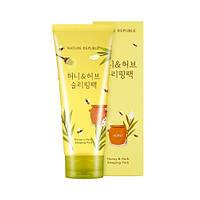 Ночная маска с медом и экстрактами трав NATURE REPUBLIC Honey & Herb Sleeping Pack, 155ml