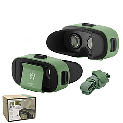 Окуляри віртуальної реальності Remax Resion VR Box RT-V04 4.7 дюйма Green