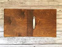 Деревянная обложка для альбома (№2), фото 2