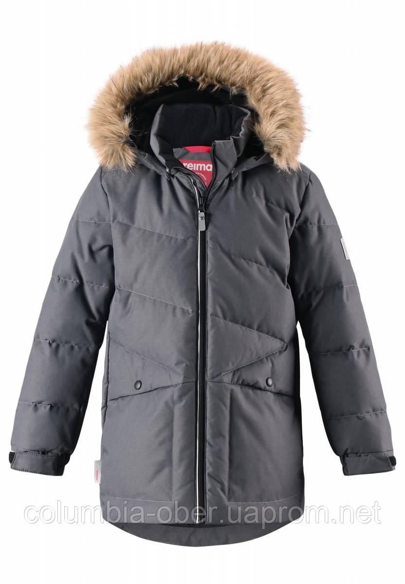 613e3a979ad31 Зимняя куртка пуховик для мальчика Reima 531349-9670. Размеры 122-164.